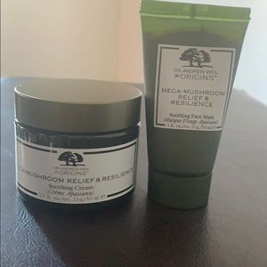 BN Origins Mega Mushroom Cream + Mini Mask